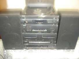 Equipo De Musica Philips Fa9410 Exc Calidad Sonido No Envio