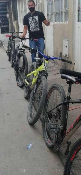 Bicicleta gw raben