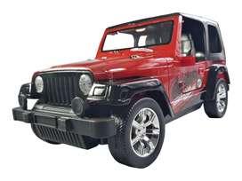 Jeep Control Remoto Puertas Automáticas Electricas Batería Recargable Luces Rojo