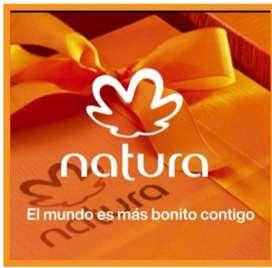 VENDO PRODUCTOS NATURA DEL  BRASIL