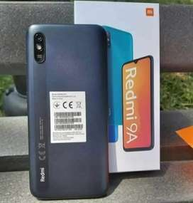 Redmi9a nuevo nunca lo use en caja y accesorios
