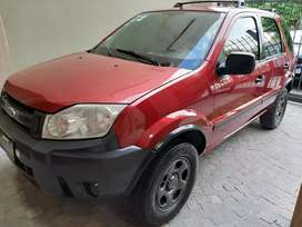 Vendo Ford ecosport 2008 xl plus 1.6, tomo permutas