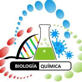 DOCENTE DE BIOLOGÍA Y QUÍMICA