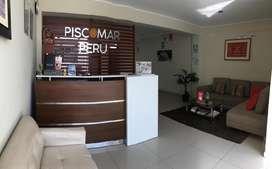 Recepcionista para Hostal turistico en Pisco