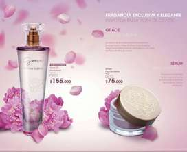 "Perfume para ellas ""Grace La rosa sublime"""
