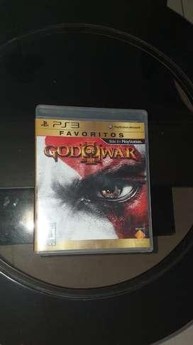 God of war para play 3