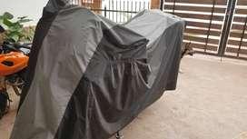 Kawasaki versys 650 negra ful