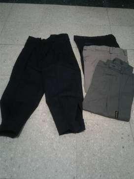 Pantalón Tipo Gaucho para Niños C/u