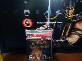 Mortal Kombat play 3