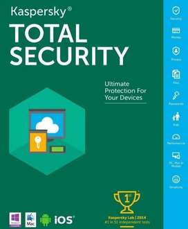 Licencia de Antivirus Kaspersky 1 PC por 1 AÑOS