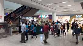 Isla/local en Mall