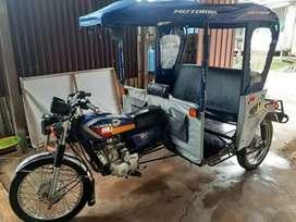 Motokar Honda 125 Uso Particular