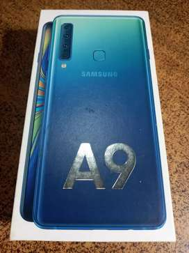 GALAXY A9 2018 128 GB Y 6 RAM SEMI NUEVO DOBLE CHIP
