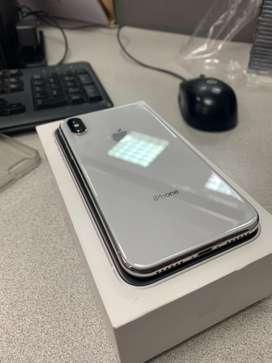 Iphone X 64Gb Blanco como nuevo