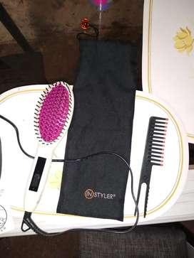 Cepillo para planchar cabello marka IN STYLER