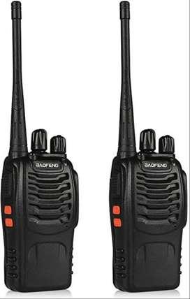 Radio Walkie Talkie Baofeng  Uhf X2 Bateria 2800m Ah