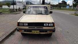 Camioneta Datsun año 81 gasolina operativa listo para el trabajo documentos en regla precio negociable  11000