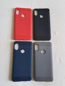 Estuche Xiaomi Redmi note 4, note 5, 5 plus mi a1, 4x, mi a2