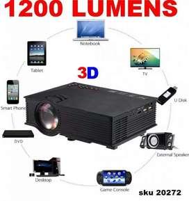 VideoBeam Wifi 1200lumens