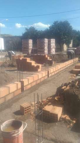 Construcciónes fernando mas de 15 años construyendo