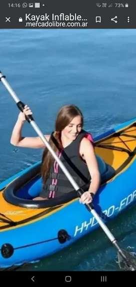 Kayak. INFLABLE. BESTWAY c.nuevo