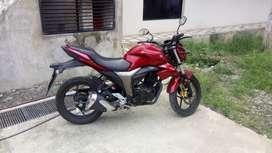 Se vende suzuki Gixxer motor 150cc