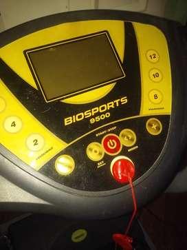 cinta de caminar y correr biosport 9500