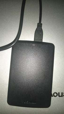 Disco duro portátil 1 tb