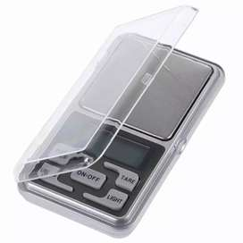 Balanza Digital  0.1/500g Peso Medida Masa Pesas Calibracion Presicion Vernier