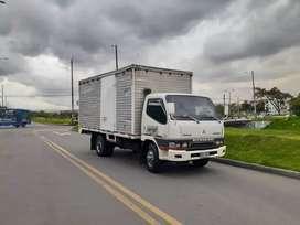 Mitsubishi canter furgón
