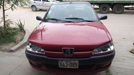 Se Vende Auto Peugeot 306
