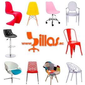 Alquiler de sillas Diseño