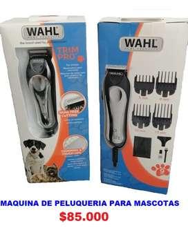 Maquina de peluquiar whall