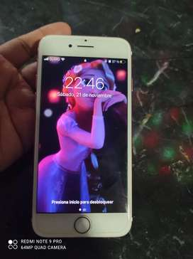 Vendo iPhone 7 de 32gb