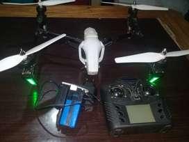 Vendo dron con camara