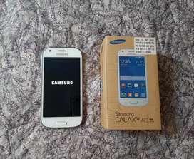 Vendo Samsung Galaxy Ace Lte Style PRECIO NEGOCIABLE segunda mano  San Javier 2