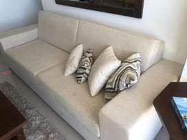 Sofa cuatro puestos