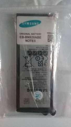 BATERIA NOTE 5 SAMSUNG EB-BN920ABE GALAXY NOTE 5