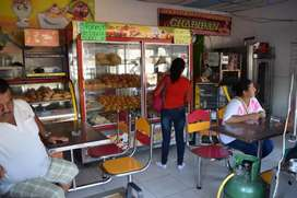 Se vende panaderia en  chaparral