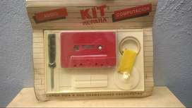 Kit Repara Casette De Audio Nuevo