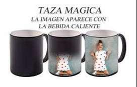 TAZAS MAGICAS SUBLIMADAS PACK X 12