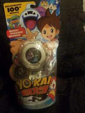 Vendo Reloj Yokai