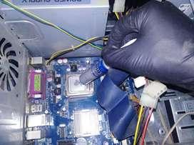 Cambio de pasta térmica portátiles sony, hp, lenovo, toshiba, dell