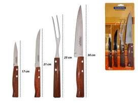 Juegos de cubiertos y cuchillos Tramontina