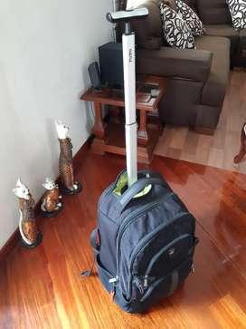 maleta de viaje totto grande