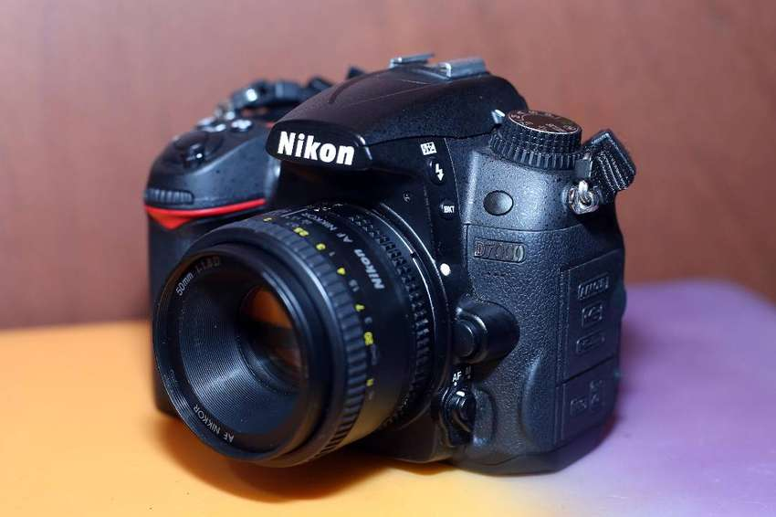 Nikon D7000 Perfecto Estado 0