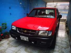 Flamante Chevrolet Luv 2005