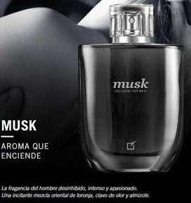 Perfume MUSK YANBAL (oferta)