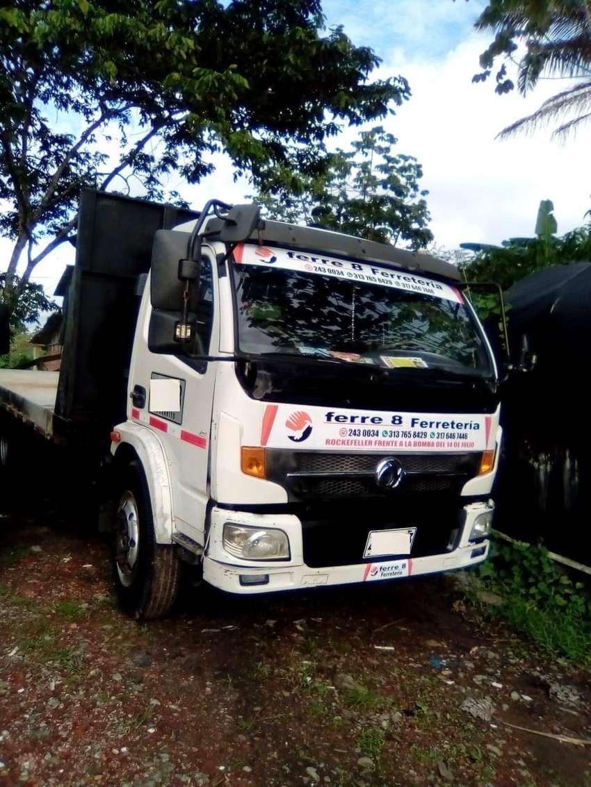 Vendo camión Dongfeng MODELO 2014 0