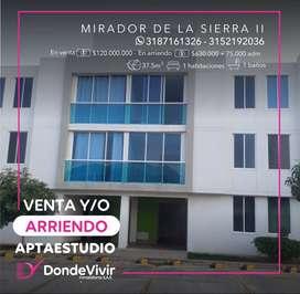 APARTAESTUDIO EN MIRADOR DE LA SIERRA 2
